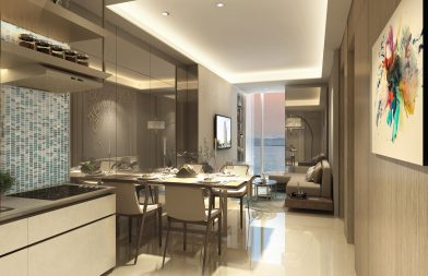 31 Sudirman bedroom Suites